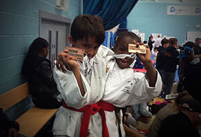 Olympic Karate Inc of London Seni 2013 Picture